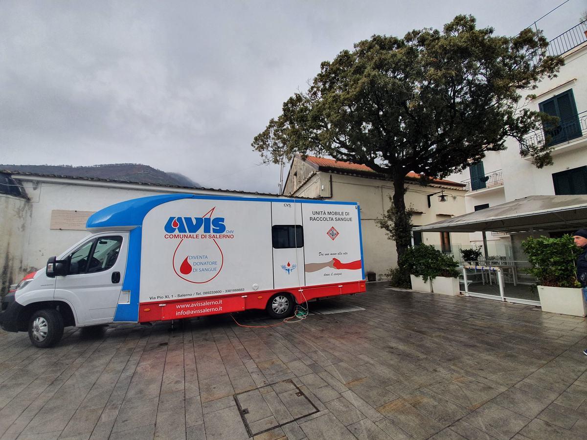 Ravello Notizie Ravello 26 Settembre Giornata Del Dono Del Sangue In Piazza Fontana Moresca